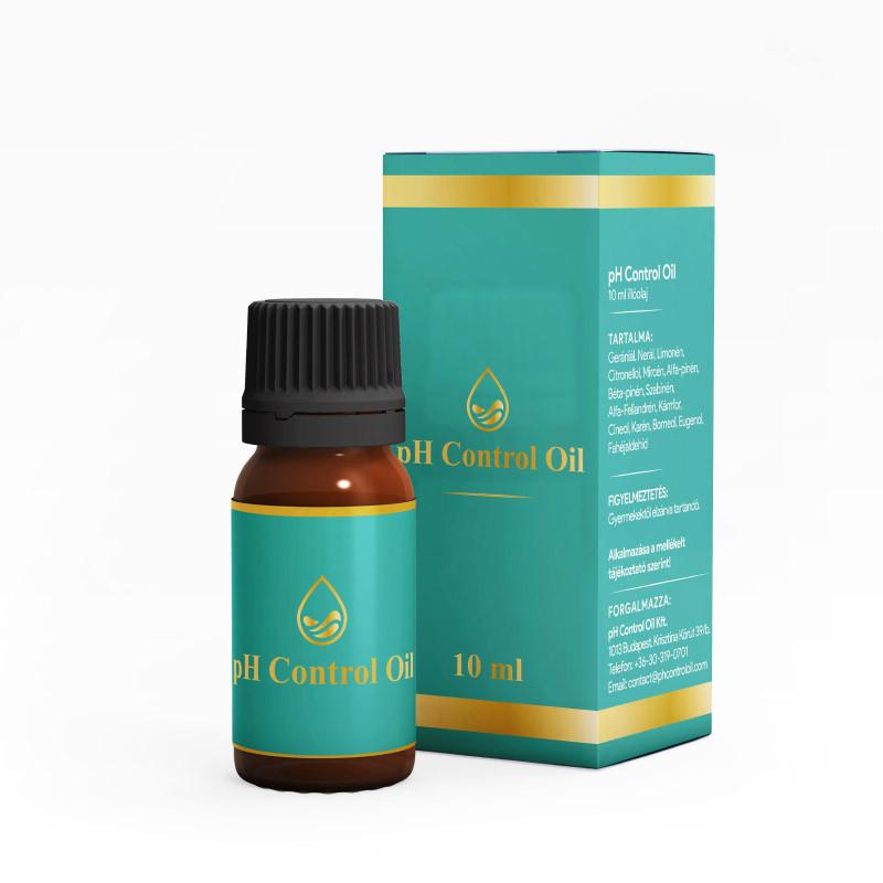 Essential Heal pH Control Oil - 10 ml